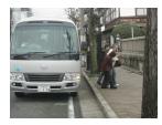 京都交流会バス