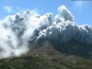御嶽山噴火の様子
