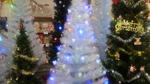 綺麗なクリスマスツリー